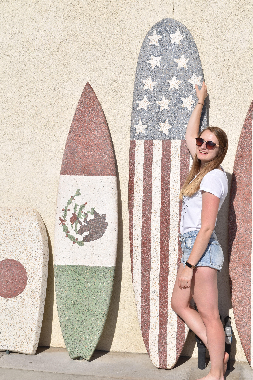Surfboard Juli