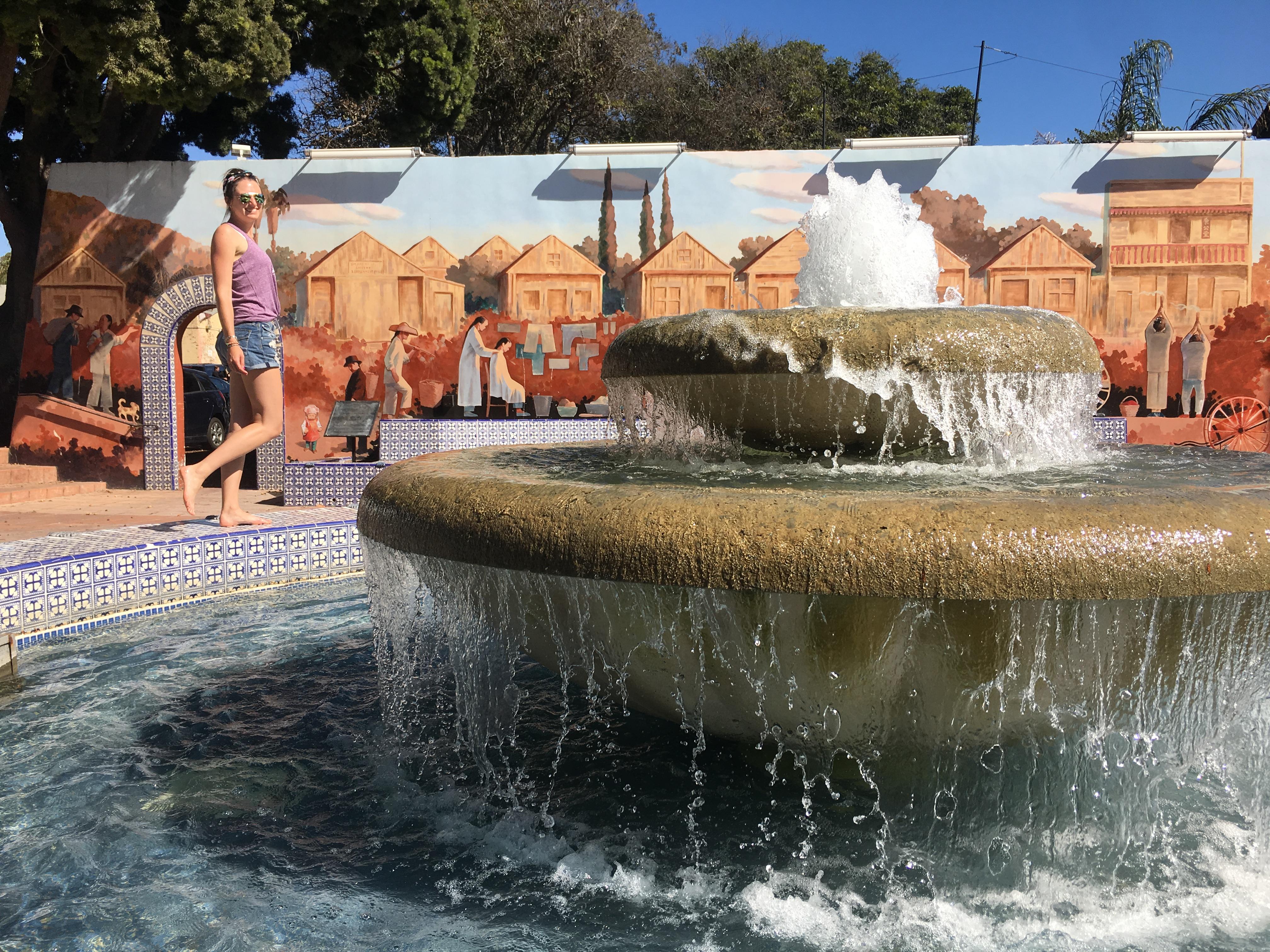 Ventura Brunnen
