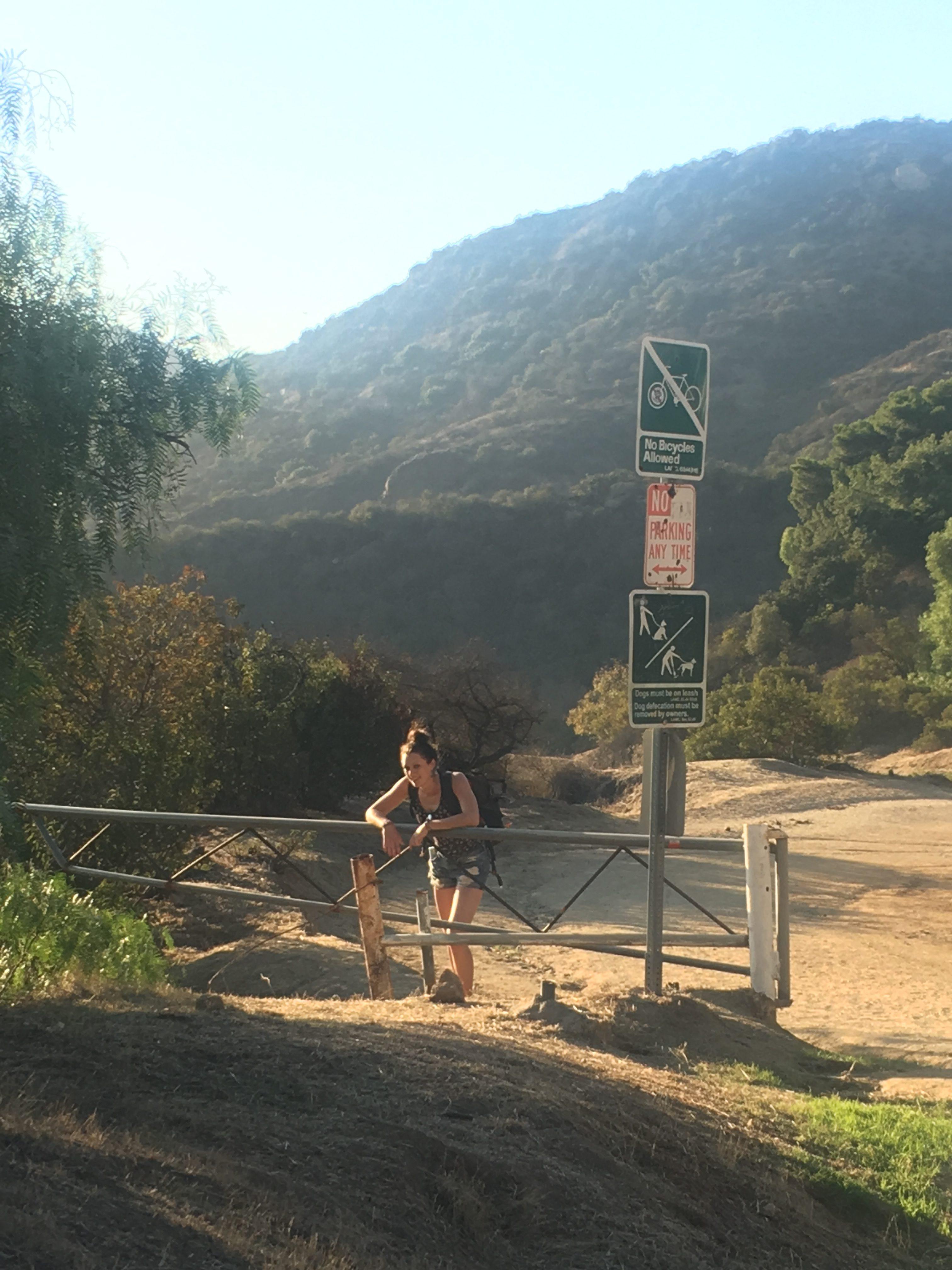 Wanderung Hollywood Sign