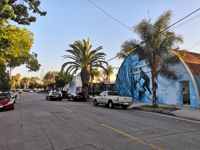 Santa Barbara Street