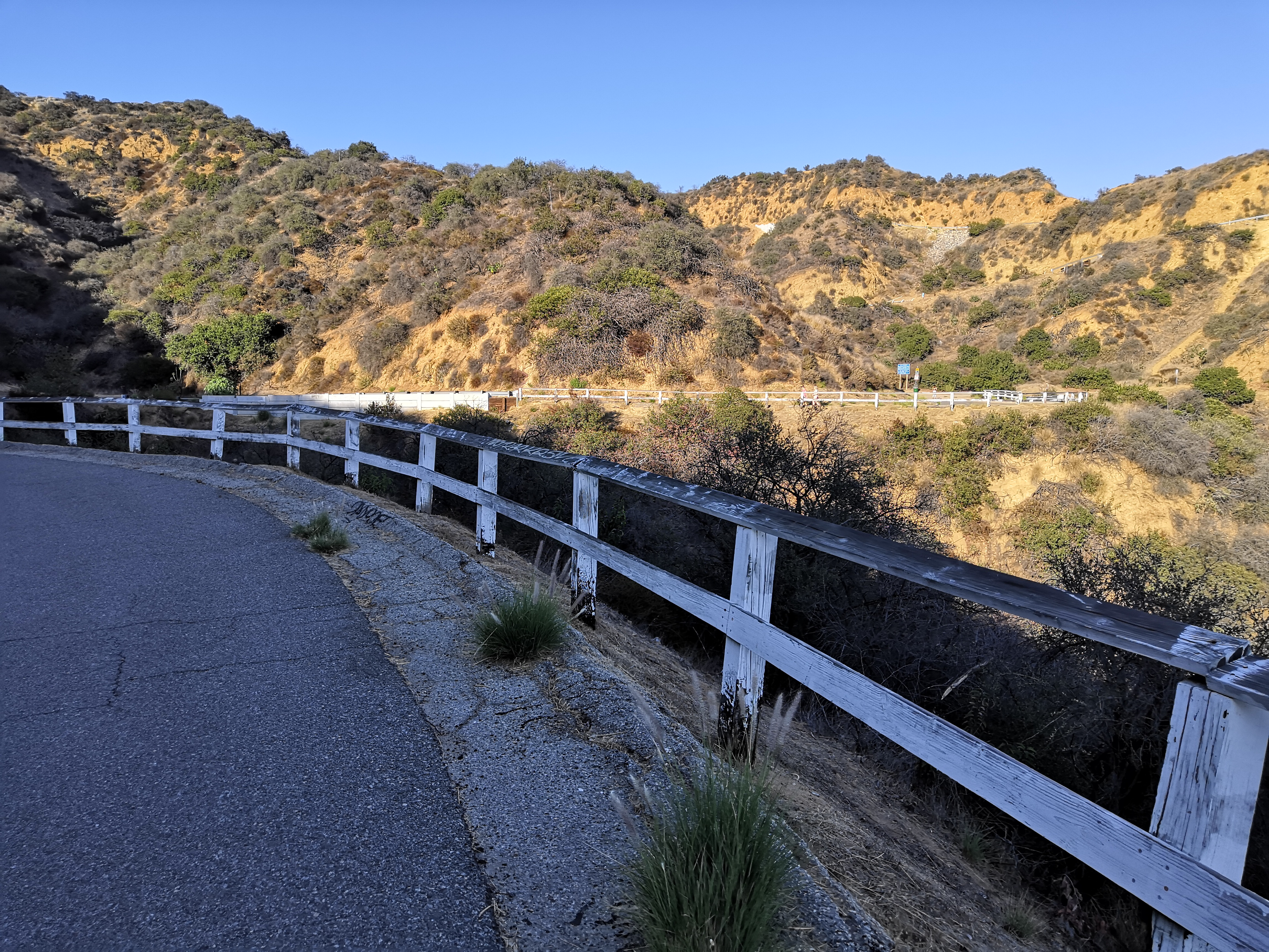 Hollywood Hills Road