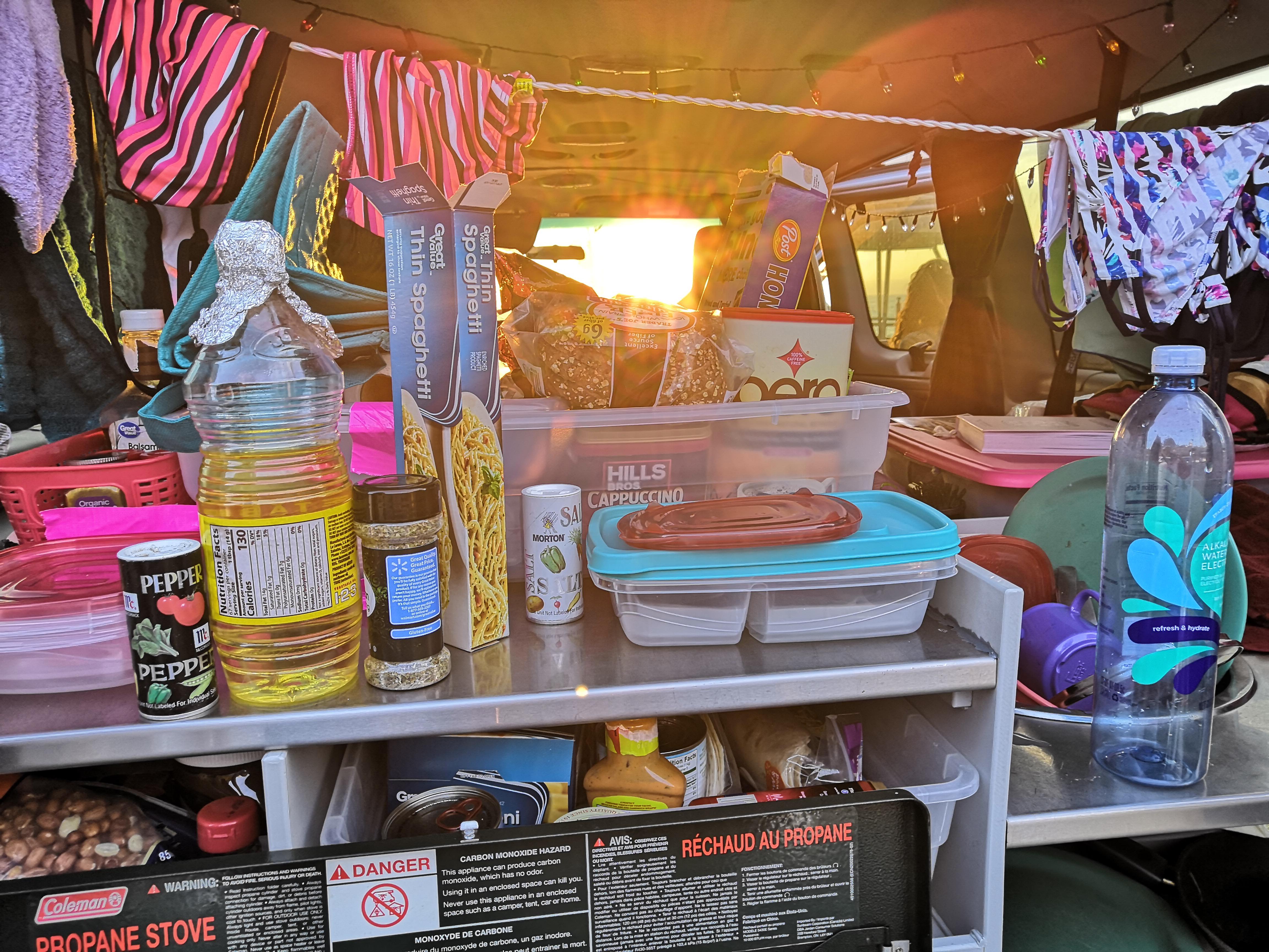Kitchen Van