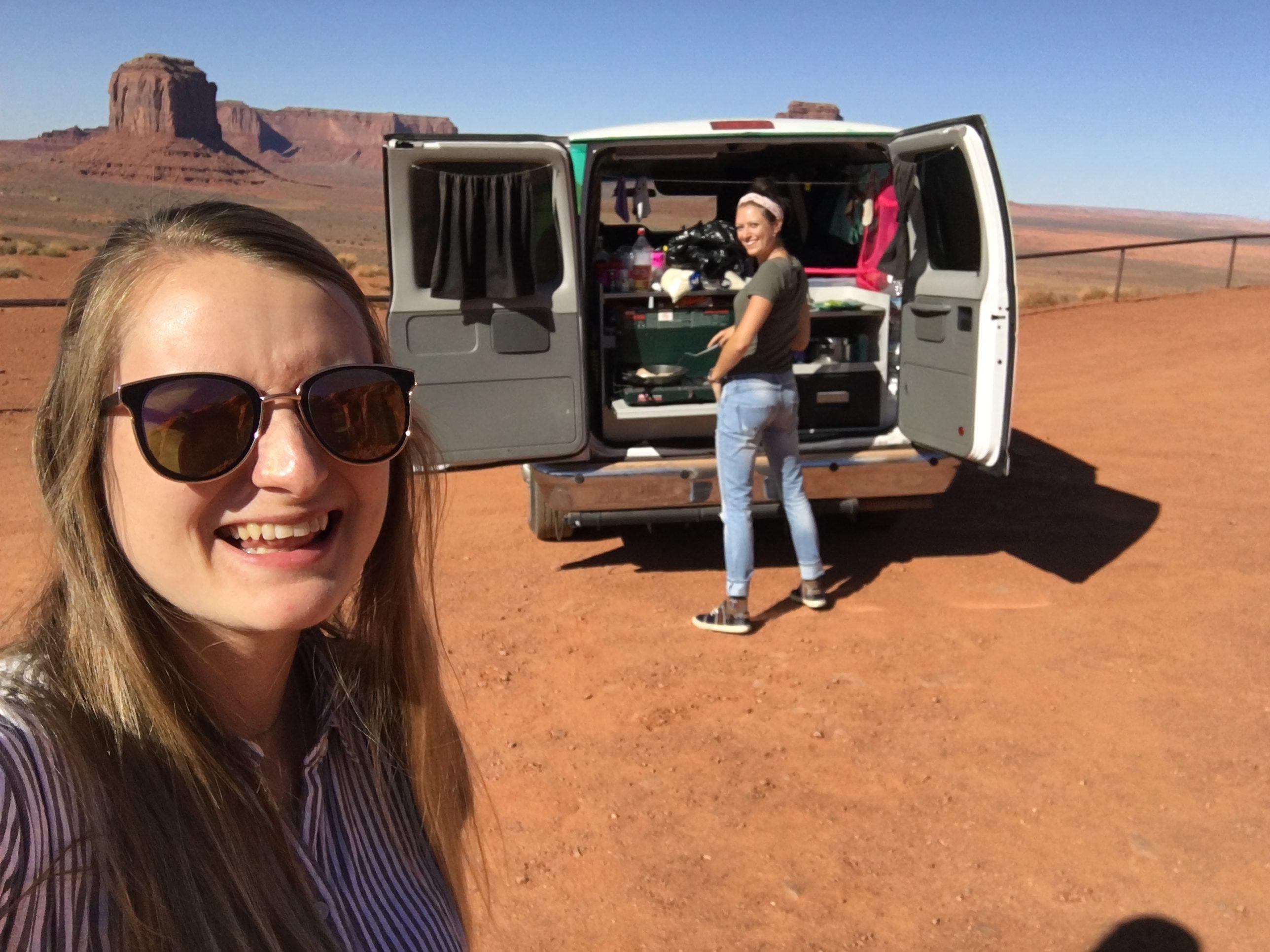 Kochen Monument Valley