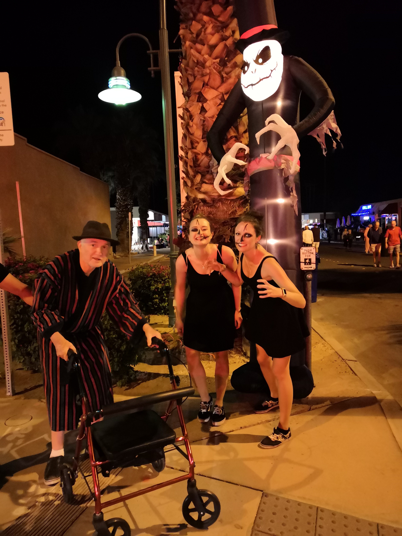 Halloween Palm Springs