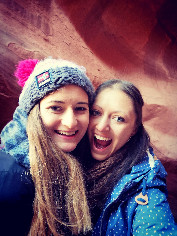 Selfie Antelope Canyon