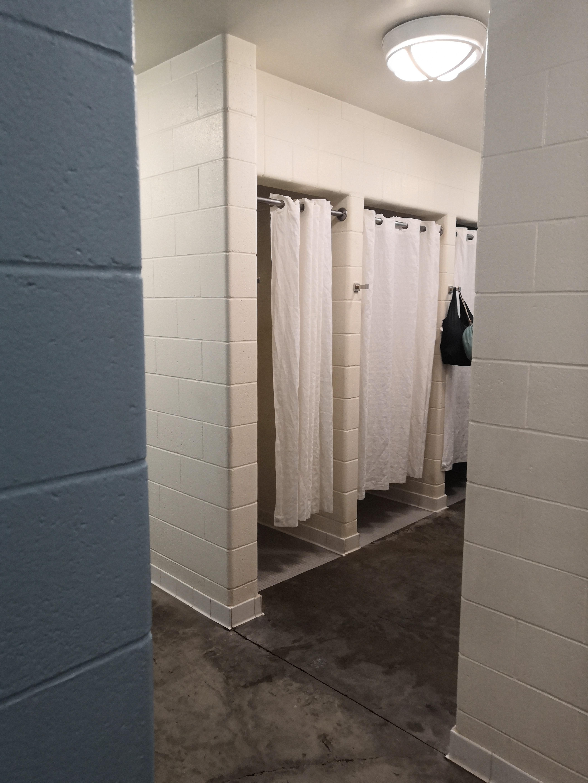 Warme Duschen