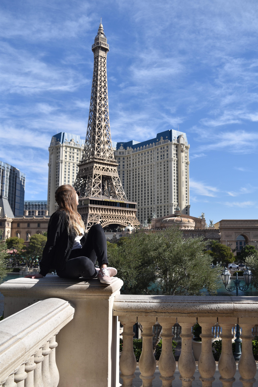 Eiffelturm Las Vegas