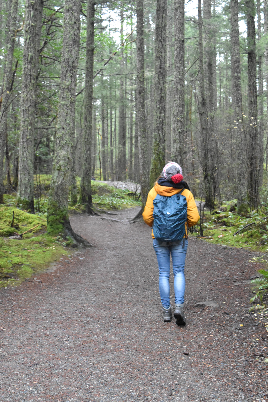 Wanderung Vancouver Island Juli