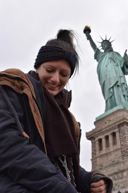 Statue of Liberty Sasy