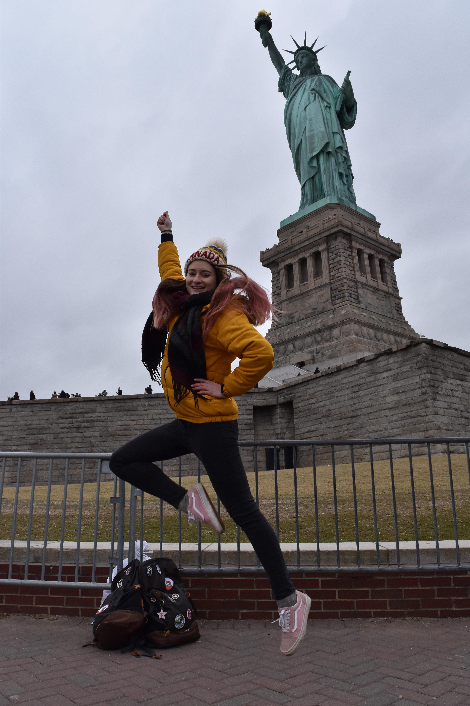 Statue of Liberty Juli