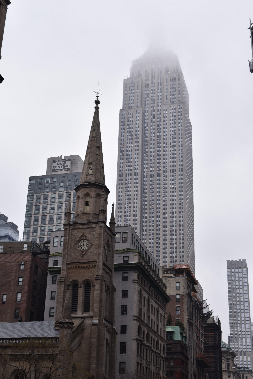 Nebel in New York