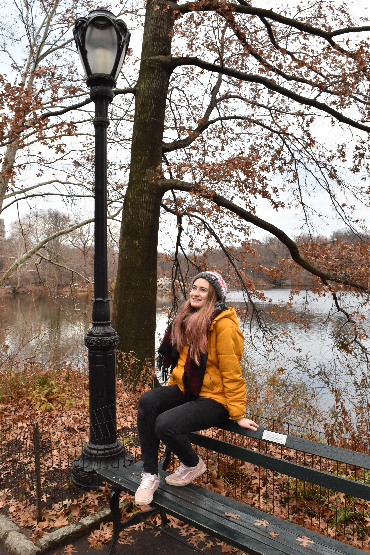 Central Park Juli