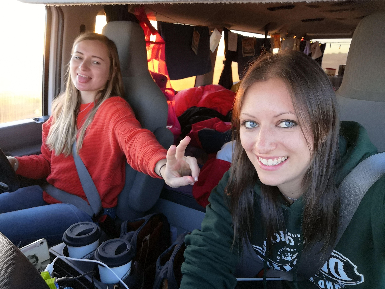 On the Road Van