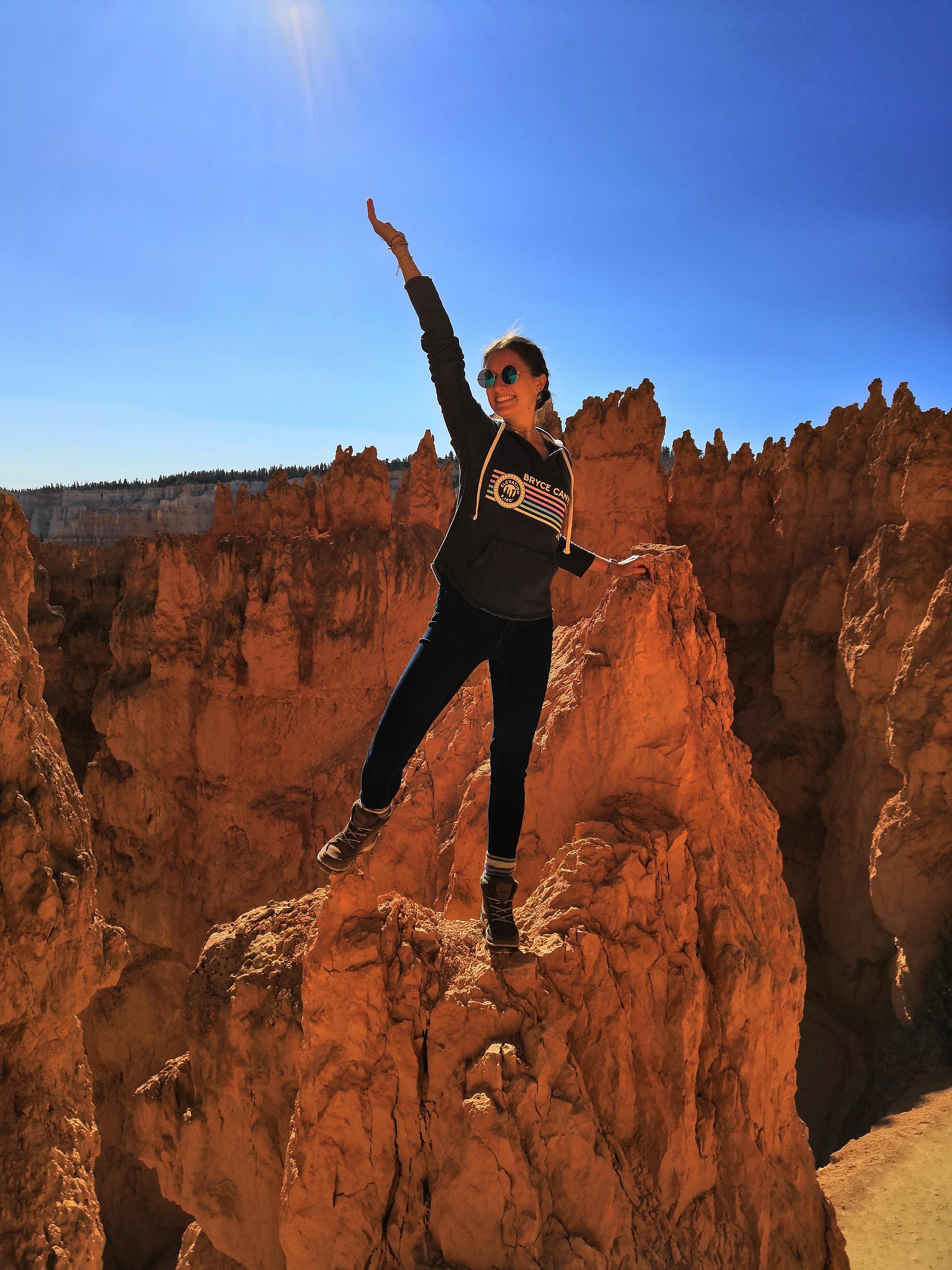 Bryce Canyon Sasy