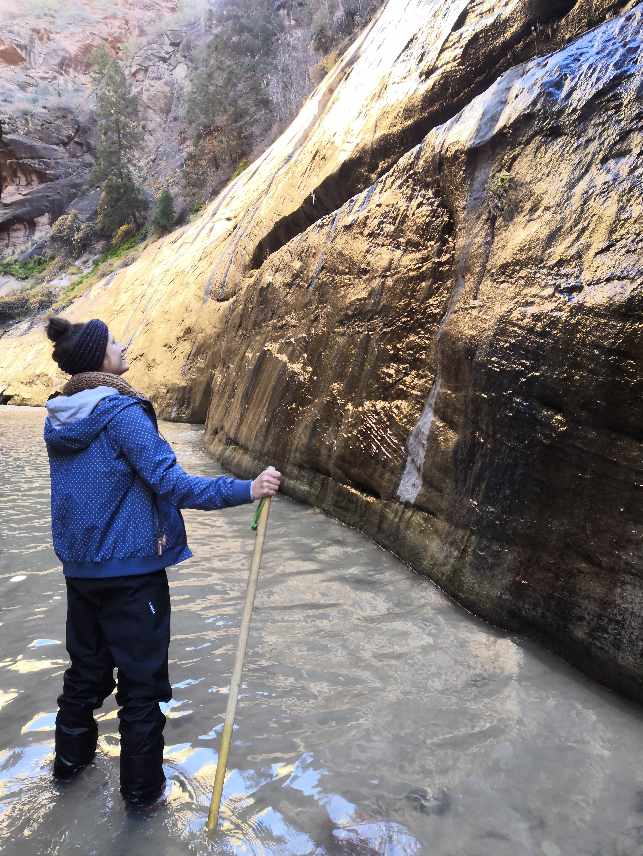 Sasy Wanderung Narrows