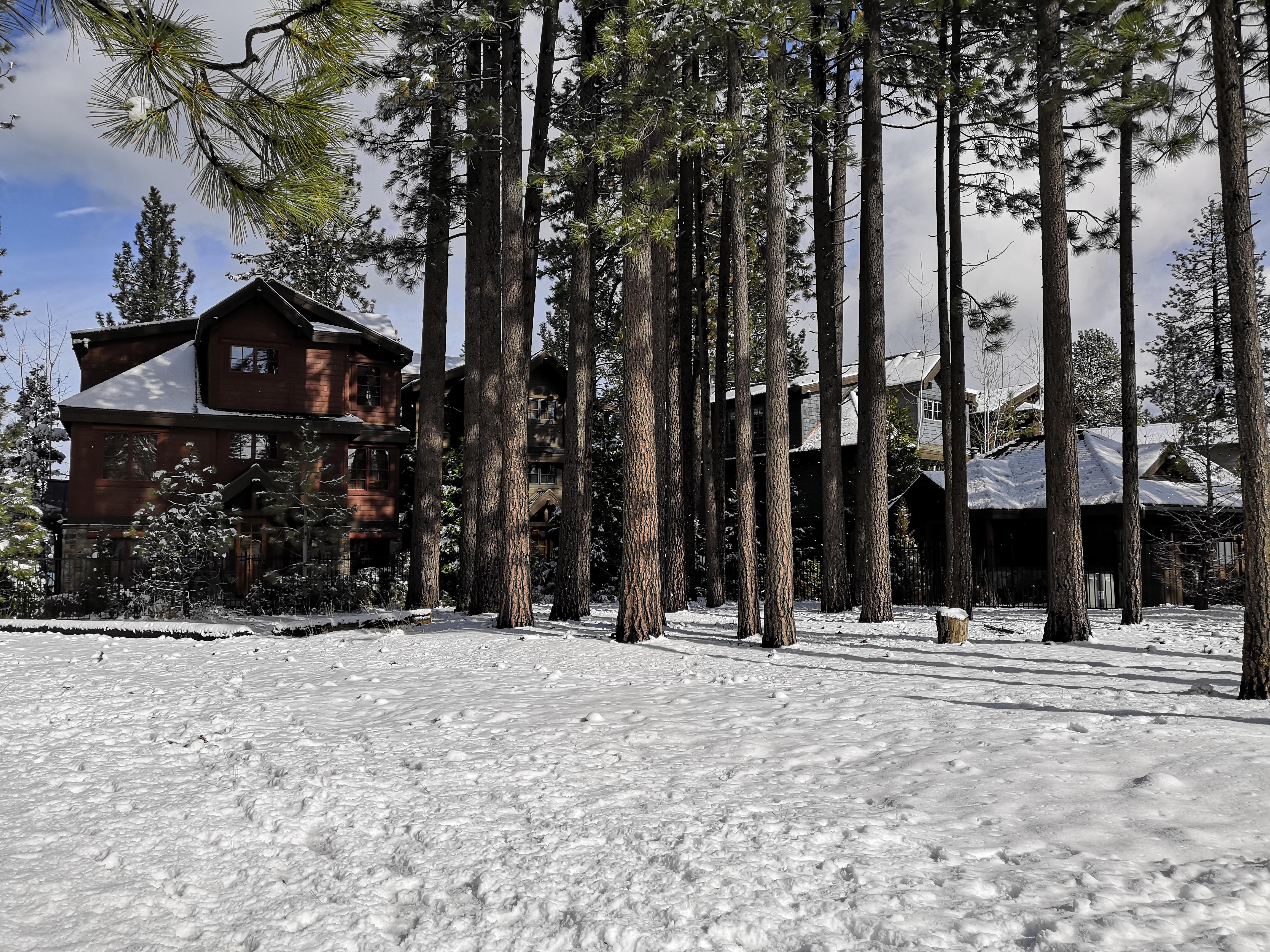 Holzhaus Lake Tahoe