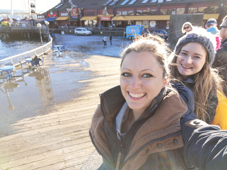 Selfie Promenade Seattle
