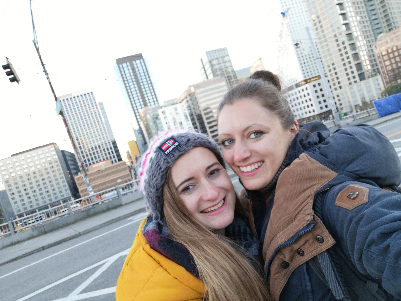 Selfie Seattle City