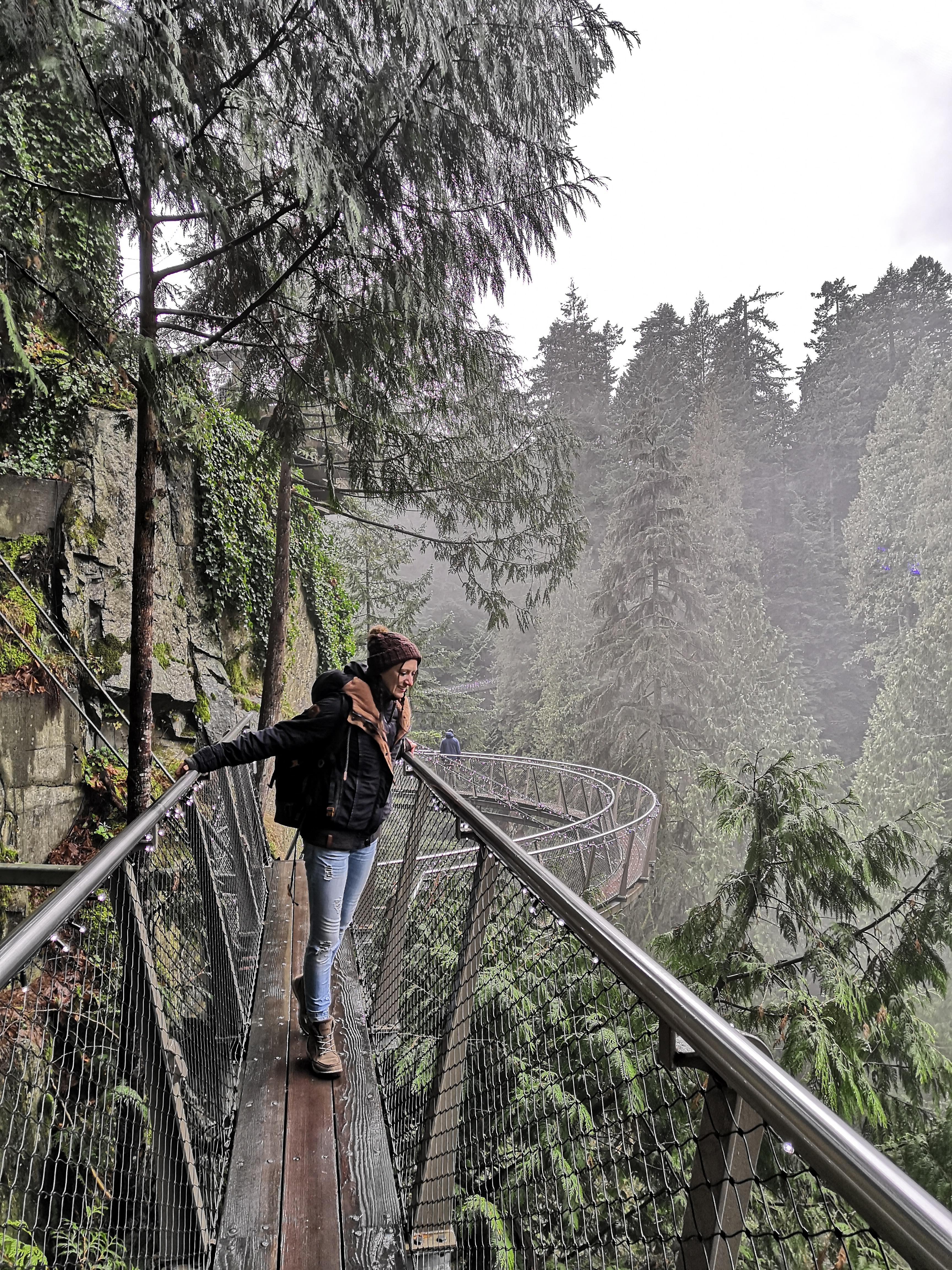 Sasy Cliffwalk