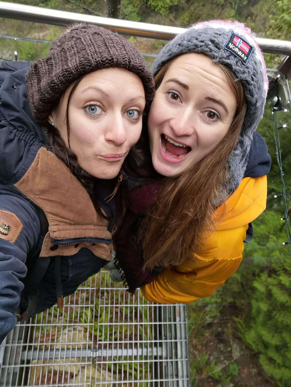 Selfie Cliffwalk