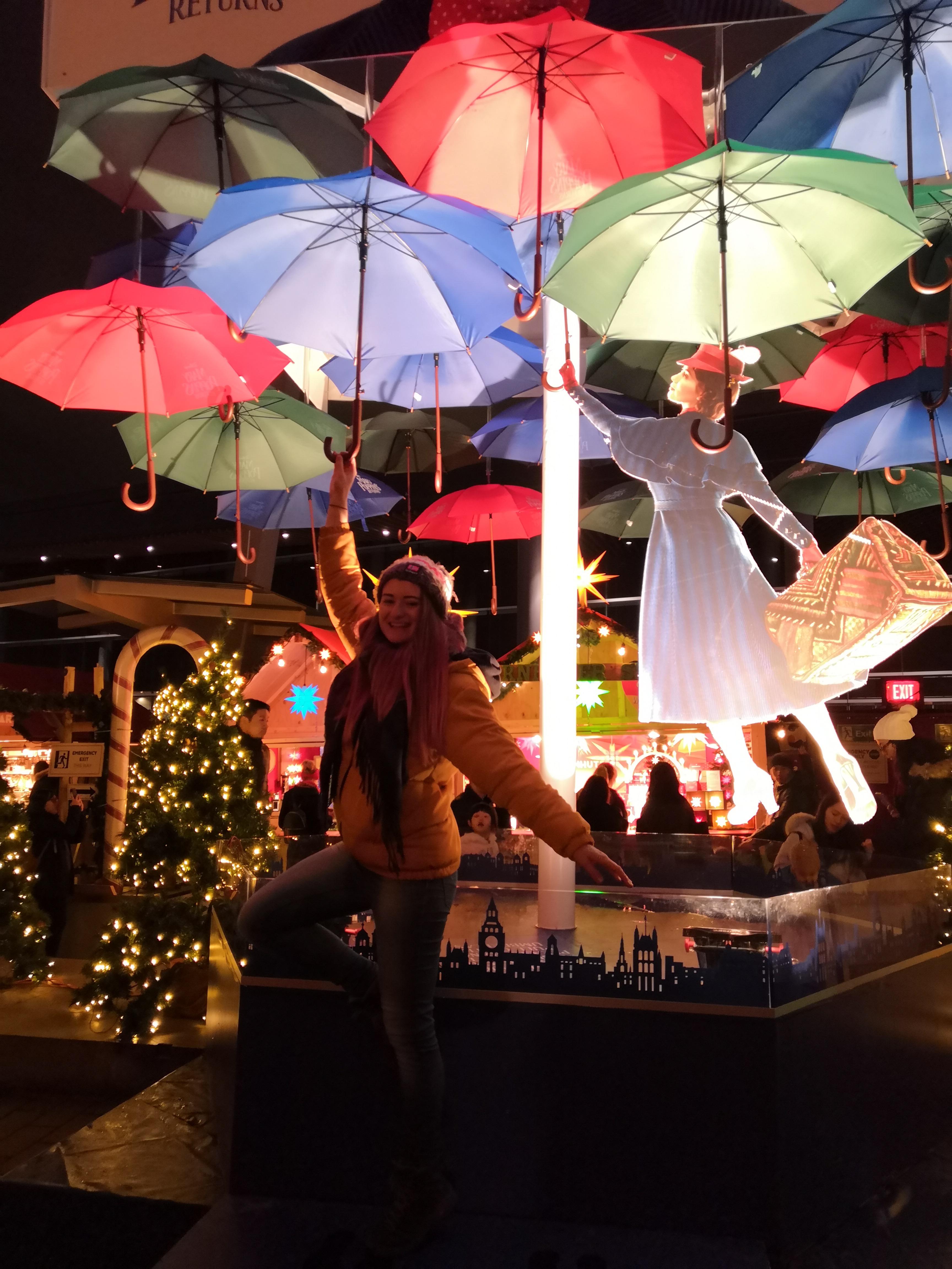 Weihnachtsmarkt Vancouver Juli
