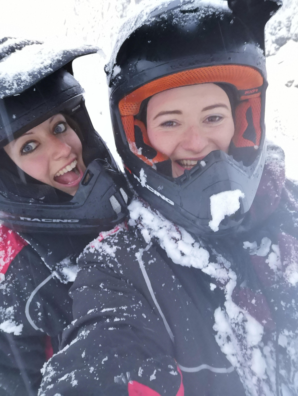 Schneemobil Whistler