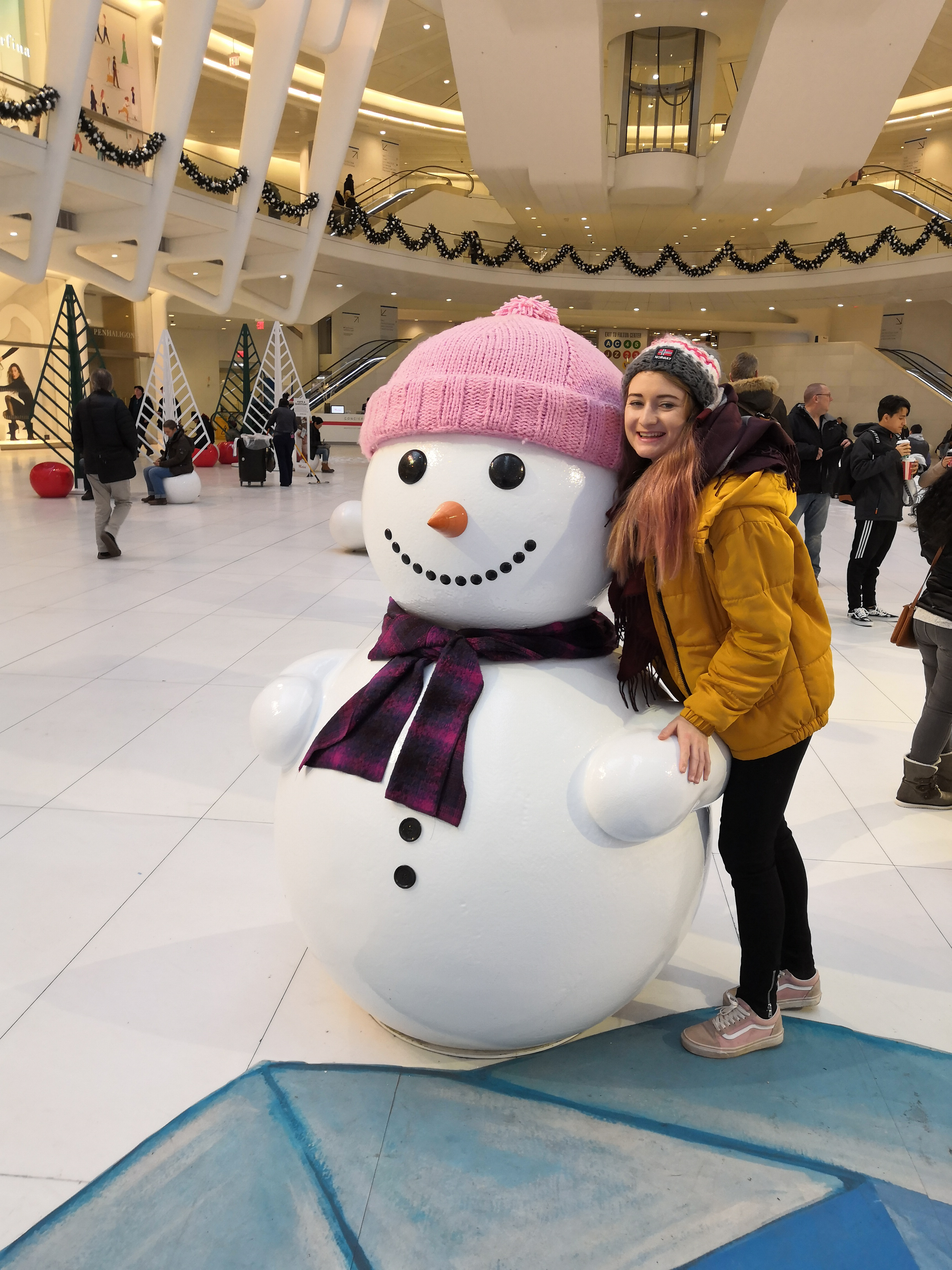 Snowman Juli