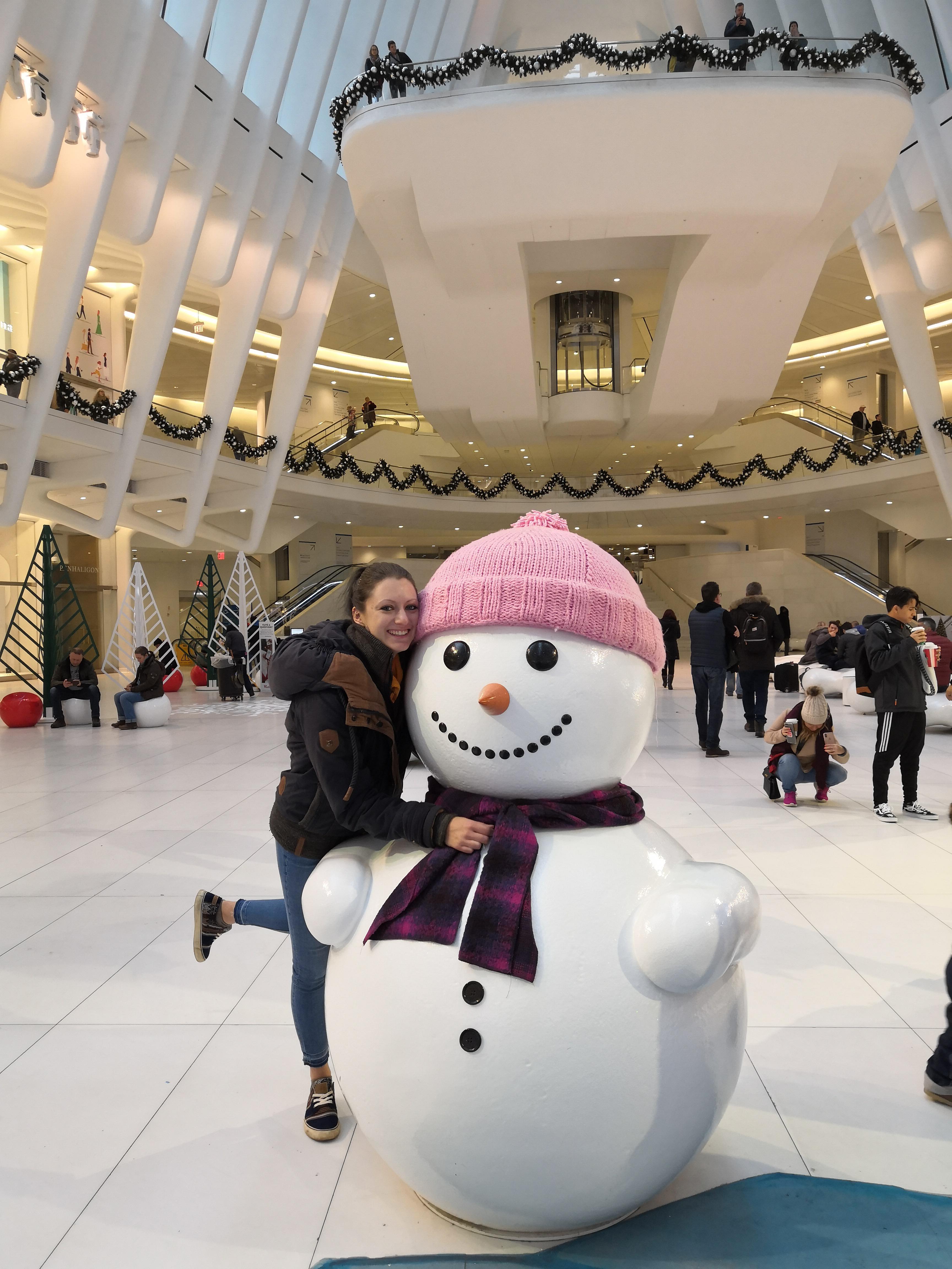 Snowman Sasy